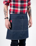 Hand-Eye Supply Portland Made Waist Apron Denim