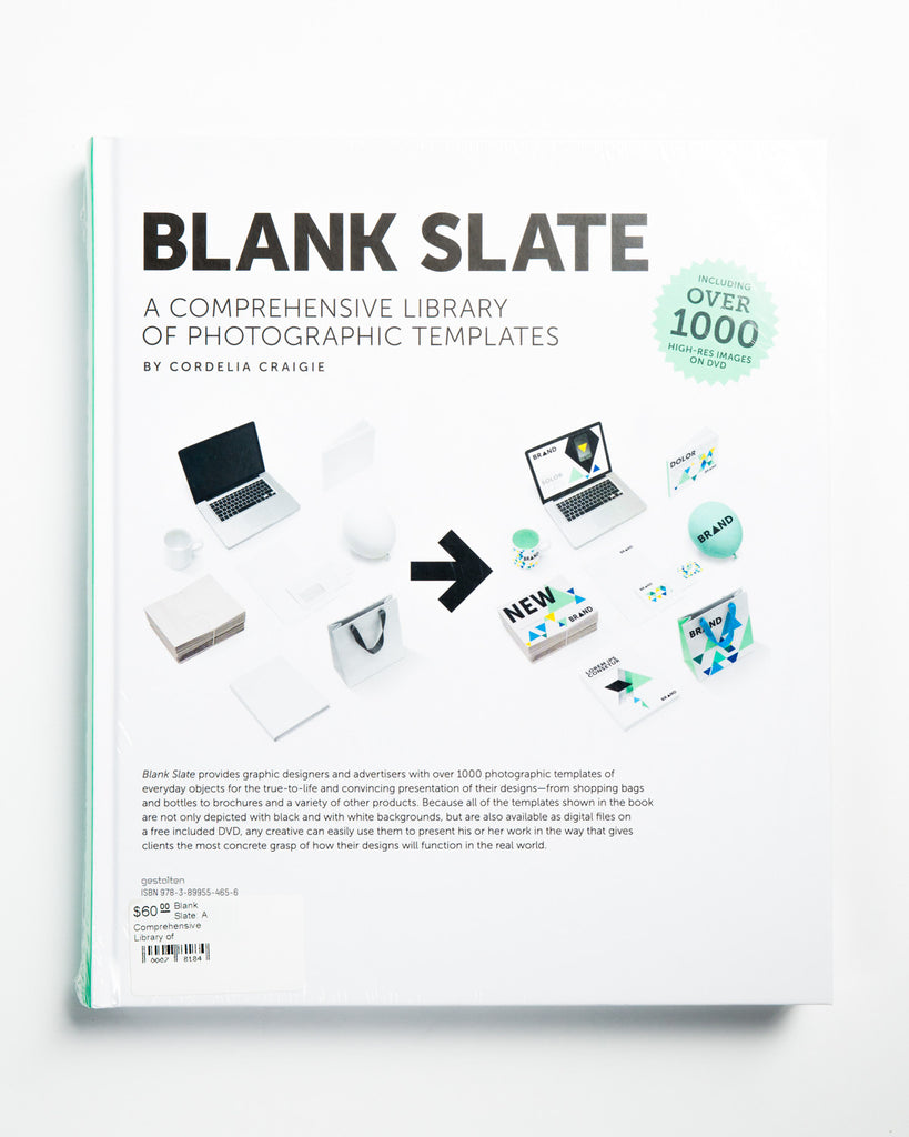 Blank Slate: A Comprehensive Library of Photographic Templates