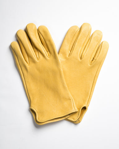 Geier Heavy Weight Elkskin Snap-Back Work Glove