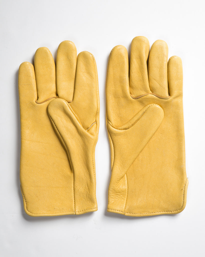 Geier Elkskin Slip-on Work Gloves