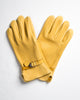 Geier Deerskin Buckle Work Gloves