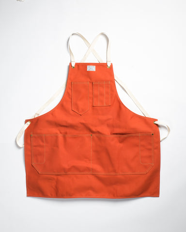 Pointer Rigid Indigo Denim Shop Apron