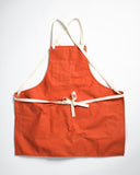 Artifact Bag Co. Artisan Apron Papaya