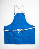 Artifact Bag Co. Artisan Apron Blue Bird