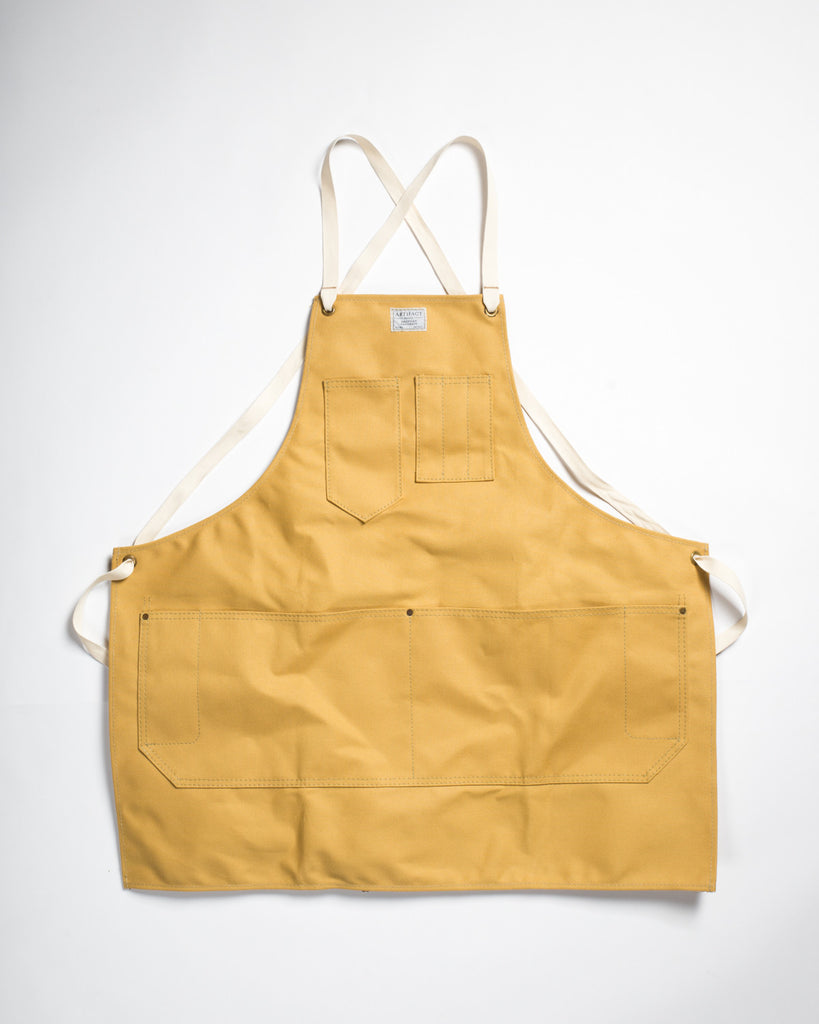 Artifact Bag Co. Artisan Apron Dijon