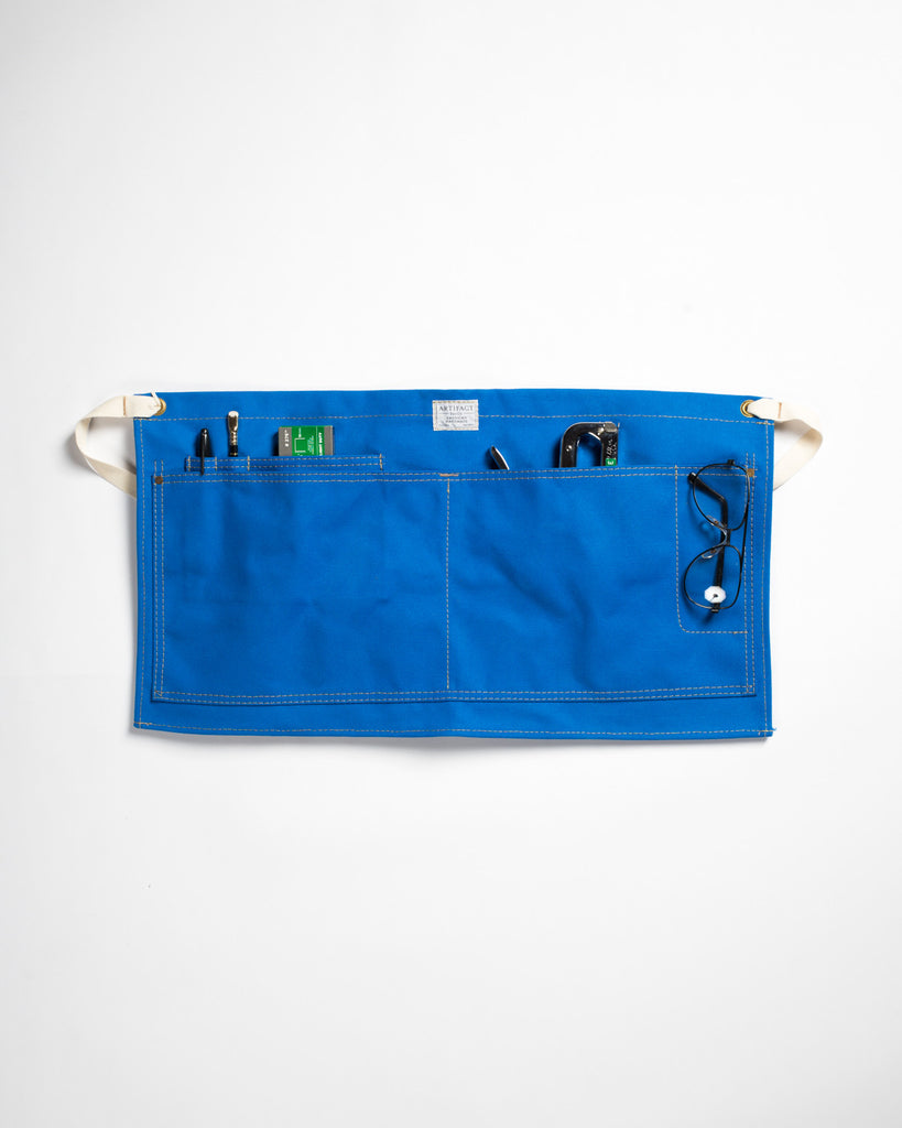 Artifact Bag Co. Waist Apron Blue Bird