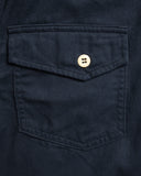 Edgevale Tamalpais Twill Shirt Navy