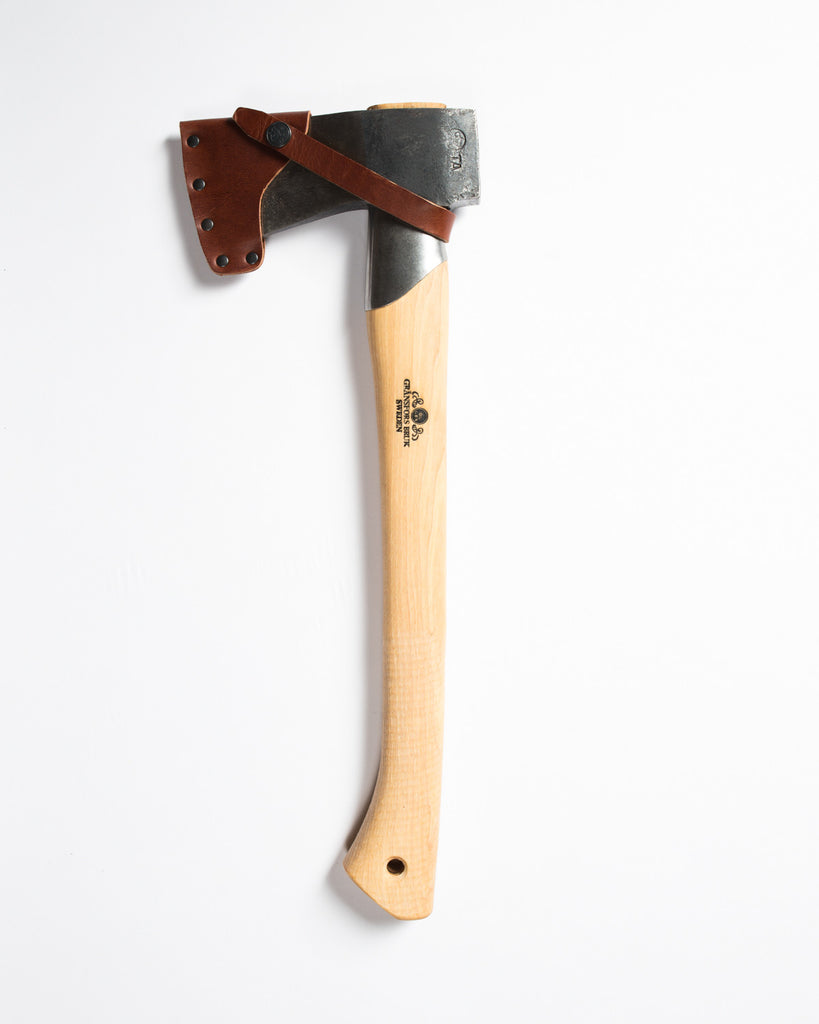 Gransfors Bruk Splitting Hatchet with Collar Guard