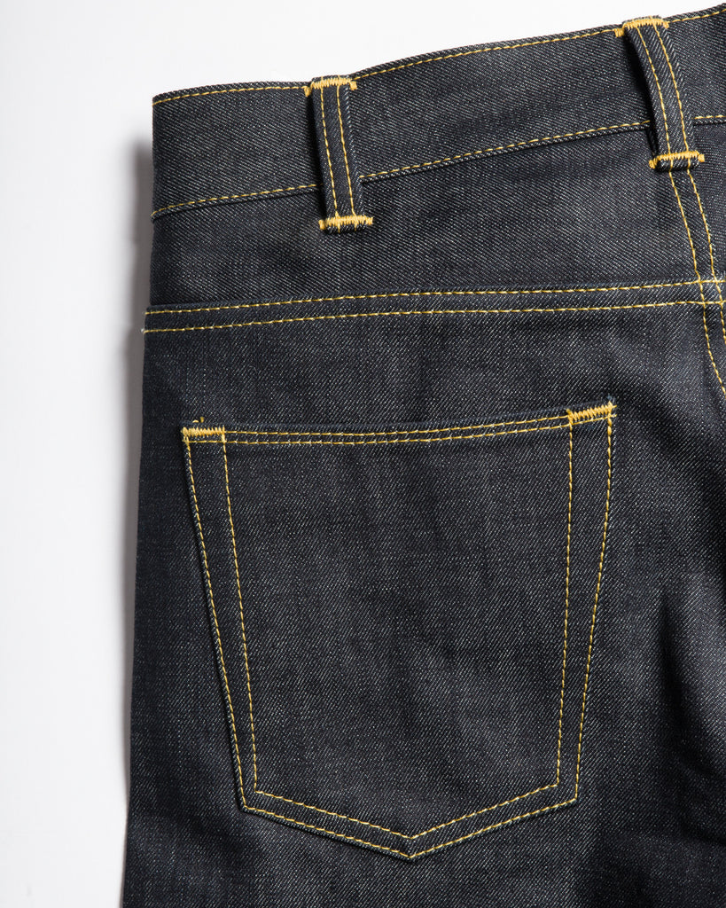 Pike Brothers 1958 Roamer Pant 15oz Raw Selvedge