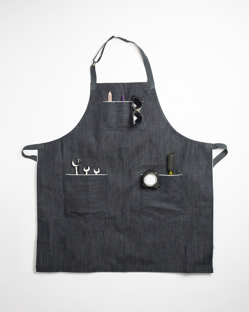 Hedley & Bennett Mr. Cone Apron