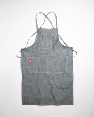 "Vanport Outfitters and Hand-Eye Supply's ""American Craftsman Apron"""