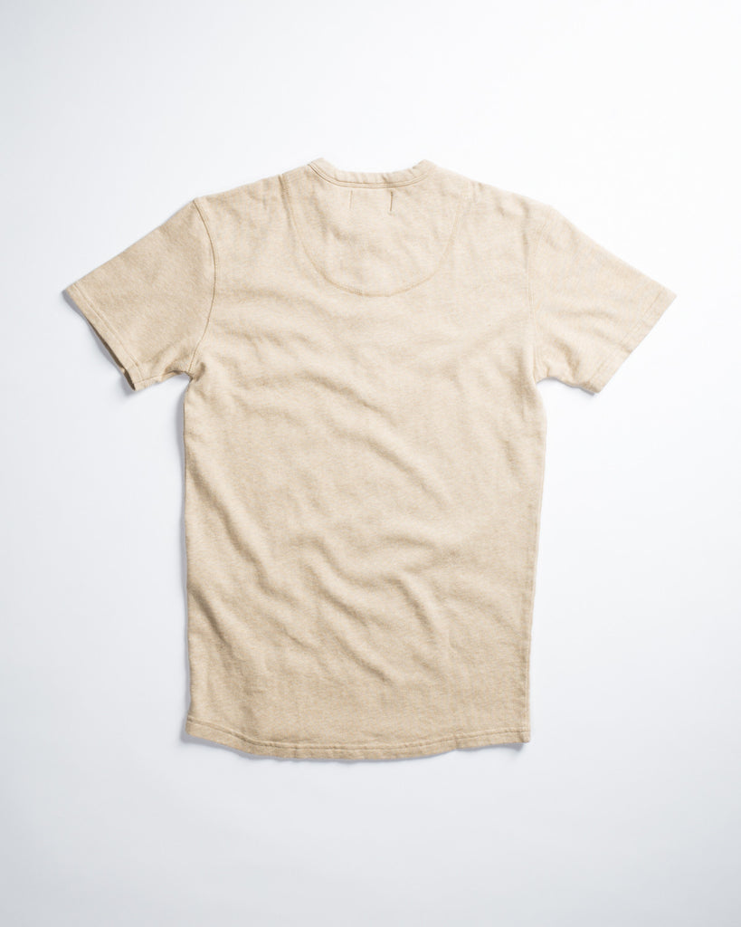 Pike Brothers 1954 Short Sleeve Utility Shirt Oatmeal