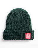Hand-Eye Portland Made Knit Cap Wool Blend