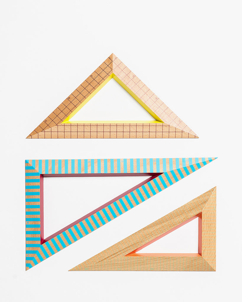 Hay Wooden Triangle