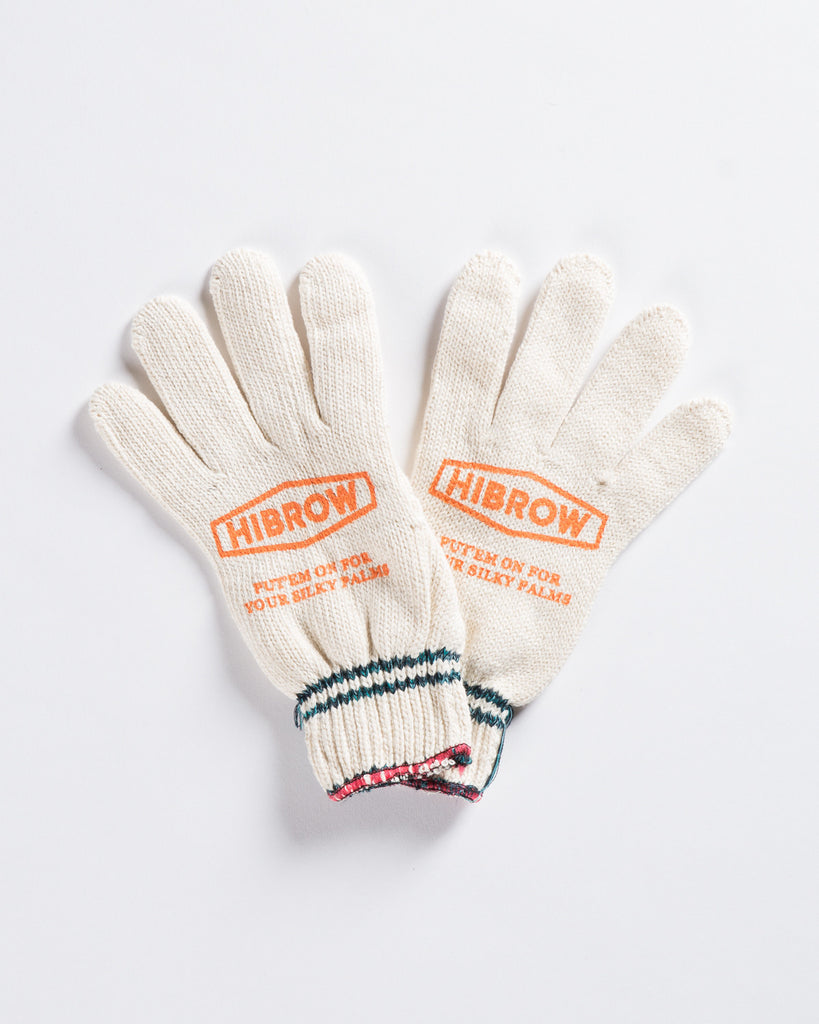 HiBrow Wood Gloves