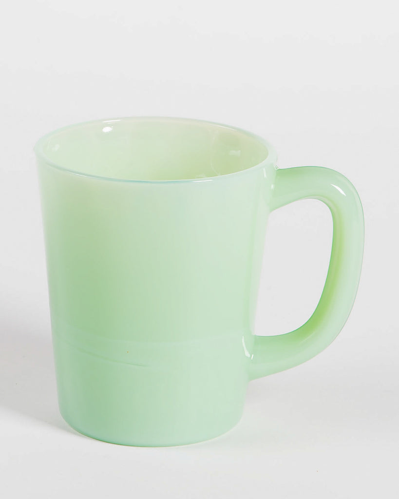 Hand-Eye Glass Mug