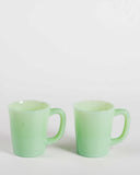 Hand-Eye Glass Mug Set