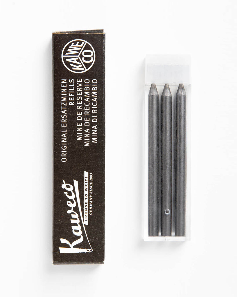 Kaweco Graphite Lead 5.5x80mm 3 pack