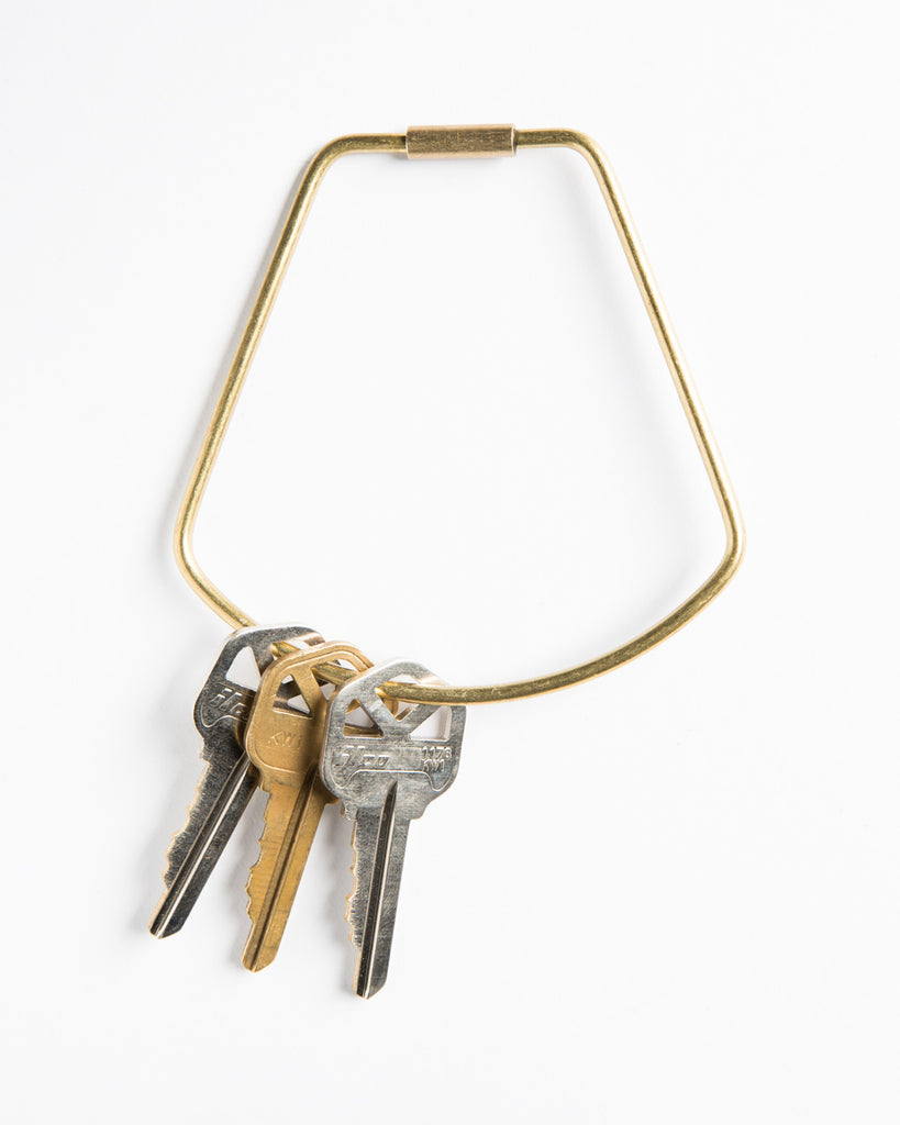 Contour Key Ring Bell