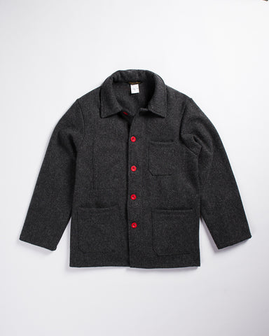 Le Laboureur Twill Work Jacket Marine
