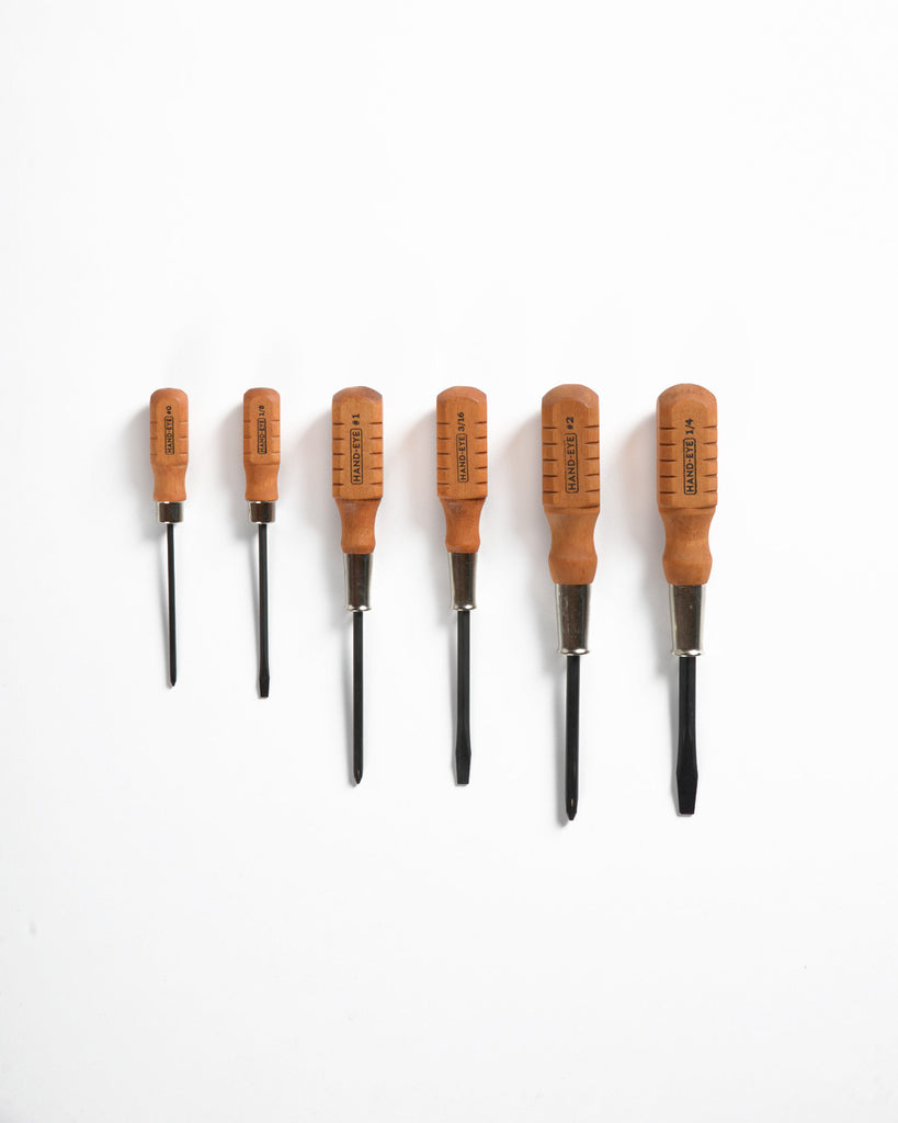 Hand-Eye Supply 6 PC Screwdriver Set