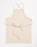 Hand-Eye USA Made Work Apron Natural