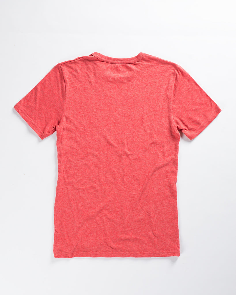 Hand-Eye x Nathan Yoder New Ethic T-Shirt Red