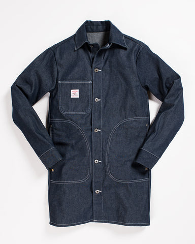 Pointer Brand 100% Cotton Denim Coveralls