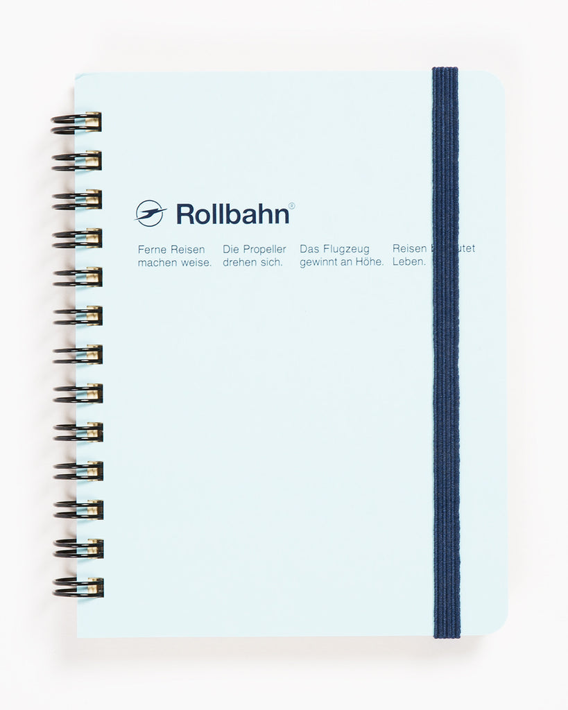Rollbahn Pocket Memo 4.5x5.5""