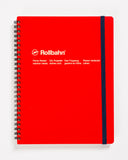 Rollbahn Spiral Notebook 6.5