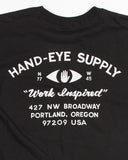 Hand-Eye x Colt Bowden Pocket Shop Tee