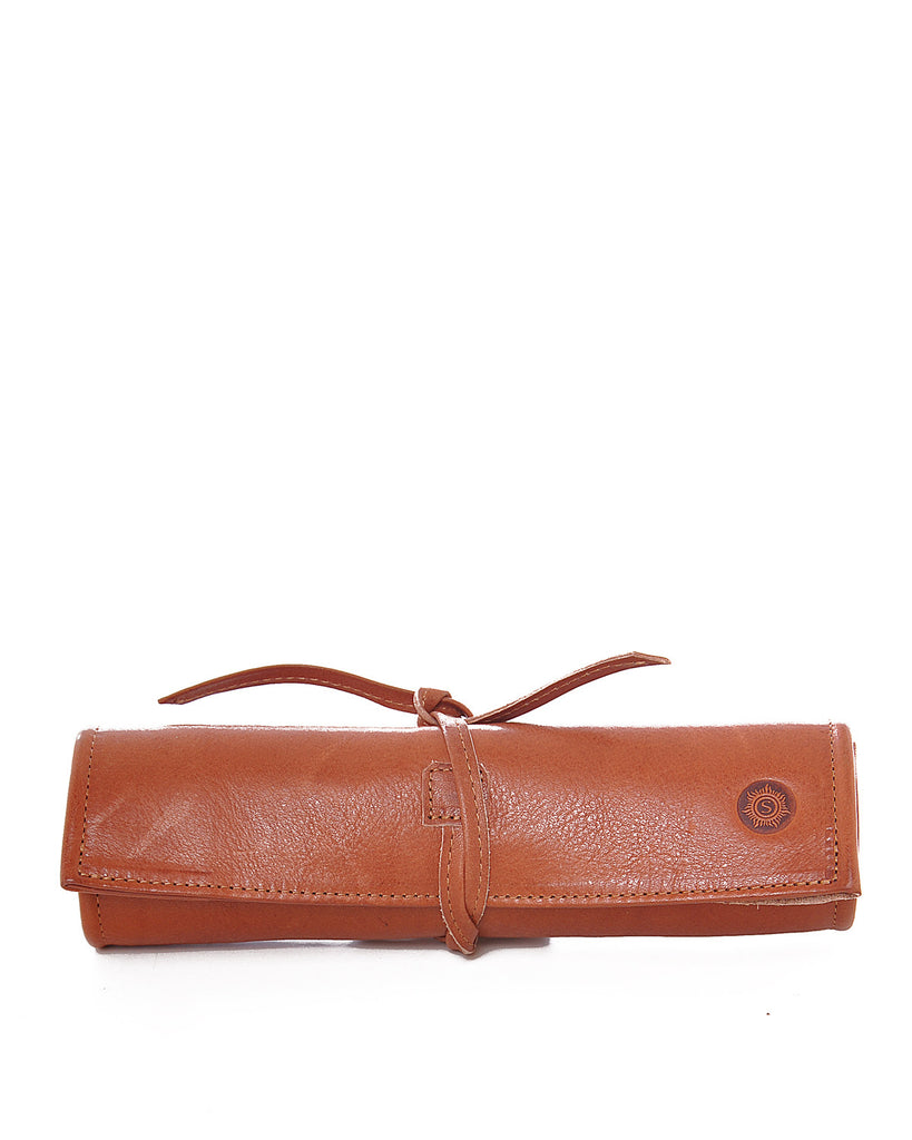 Sonnenleder Fichte Leather Pencil Roll