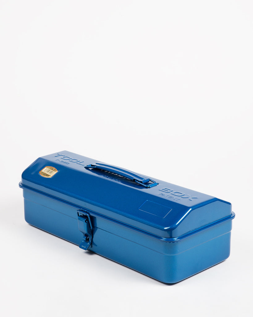 Trusco Hip Roof Tool Box in RED, BLUE, & OLIVE