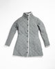 Utility Canvas Women's Quilted Car Coat Steele