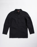 Vetra Work Jacket Black Twill