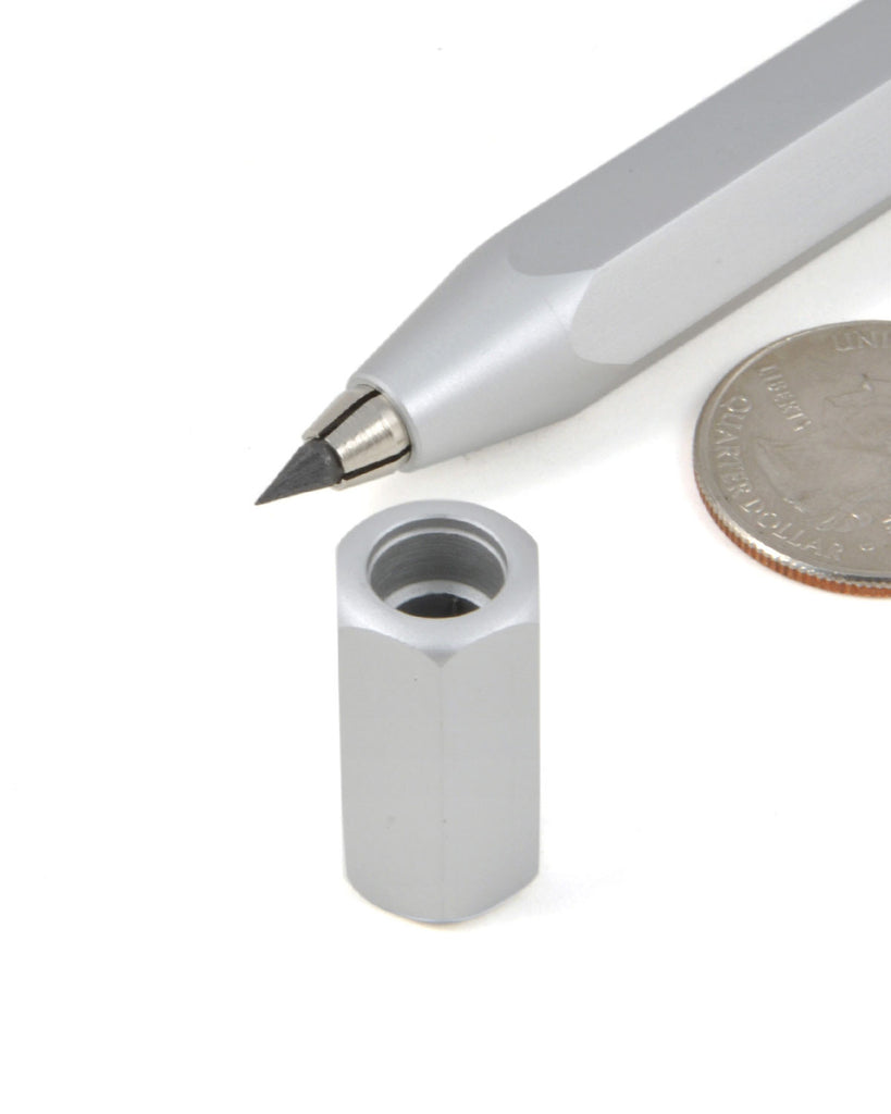 Worther Shorty Aluminum Mechanical Pencil Sharpener