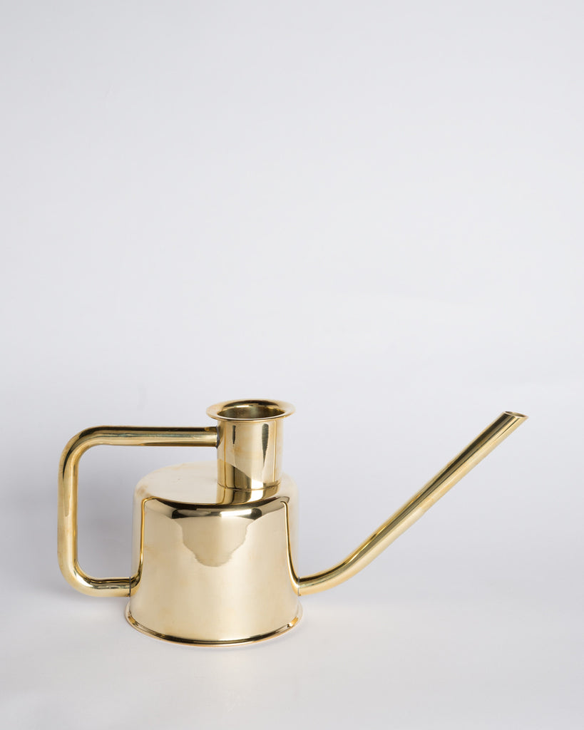 X3 Watering Can Brass