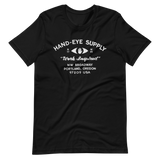 Hand-Eye Supply Sign Painted T-Shirt