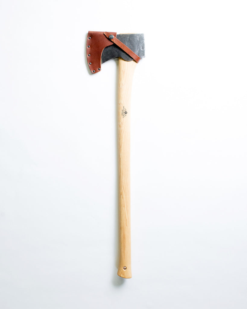 Gransfors Bruk American Felling Axe Straight Handle