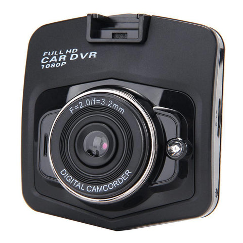 HD DVR Dash Camera With Night Vision