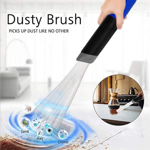 Mini Vacuum Duster Attachment