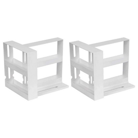 2 Pack- Spice Rack