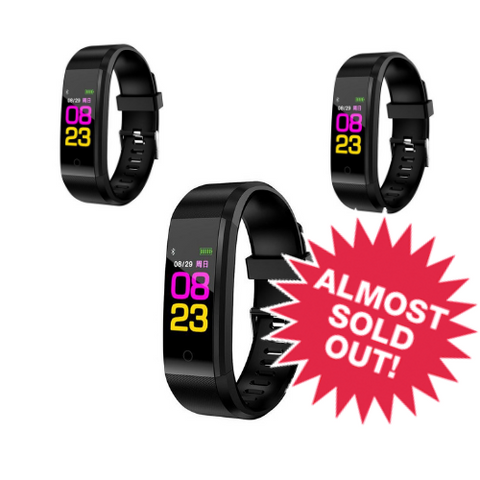 (3 Pack) Fitness Smartwatch