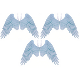 3 Pack- 3D Devil Wings