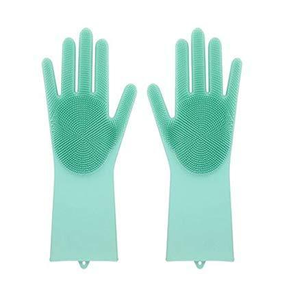(Pair) Magic Dish Scrubbing Glove
