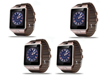 (4PK) Smart Watch for Android
