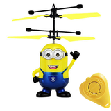 Remote Control Minion Flying Helicopter!