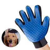 2 Pairs of Pet Deshedding Gloves