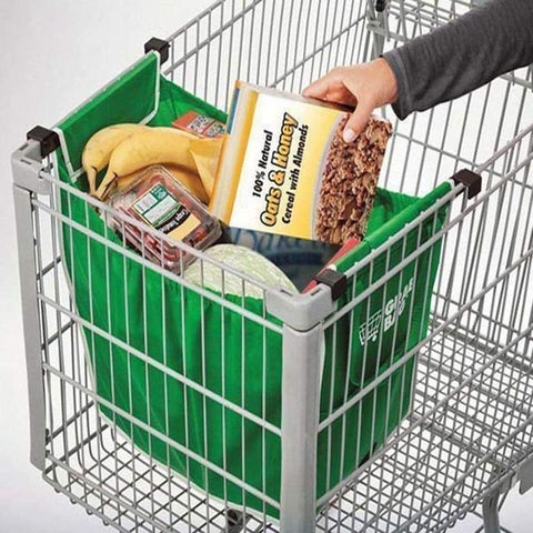 (2 Pack) Ultimate grocery bag