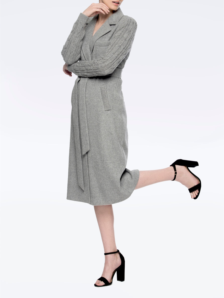 Françoise Long Coat